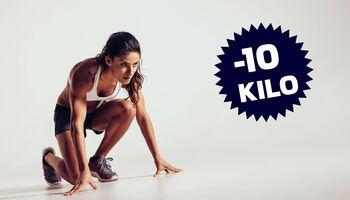 10 Kilo abnehmen – so klappt's!