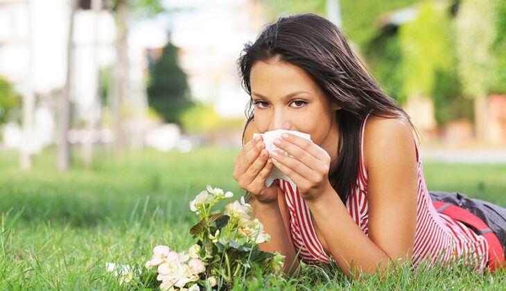 10 bis 20 Prozent der Bevölkerung leiden im Frühjahr und Sommer an Heuschnupfen