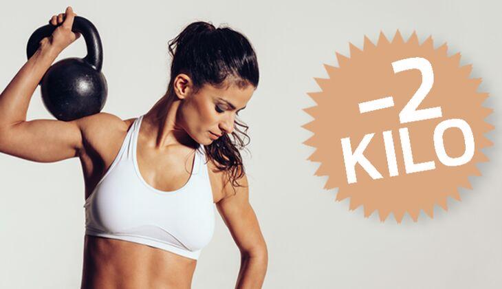2 Kilo abnehmen: Der perfekte Plan für Ihr Wunschgewicht