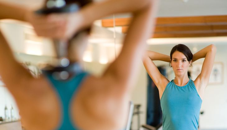 9 gute Gründe für ein Training mit Hanteln