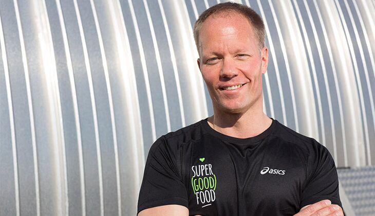 ASICS Training Squad: Ernährungexperte Marcus Schall