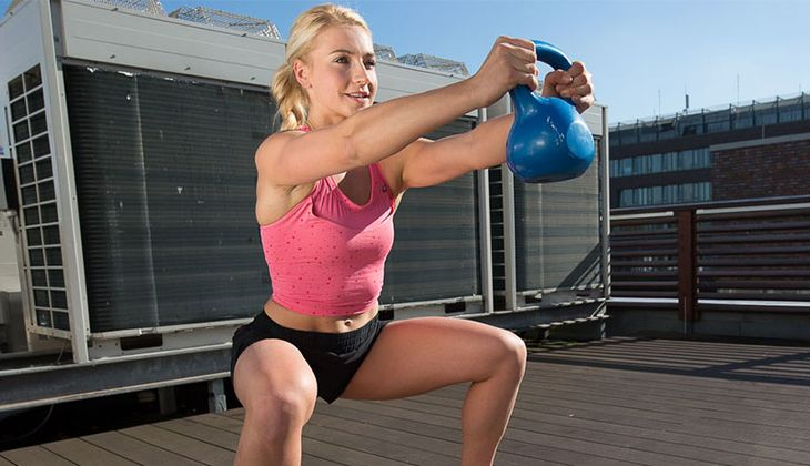 ASICS Training Squad: Fitness-Athletin Marie-Luise Klietz