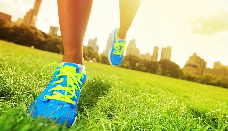 Abends joggen ist effektiver