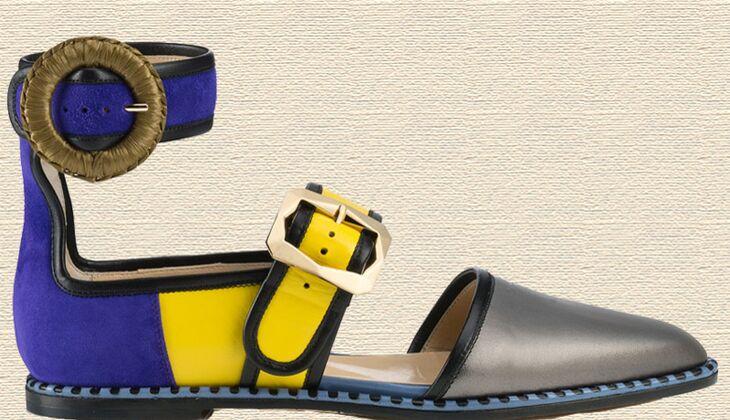 Ankle Sandalen von Jimmy Choo