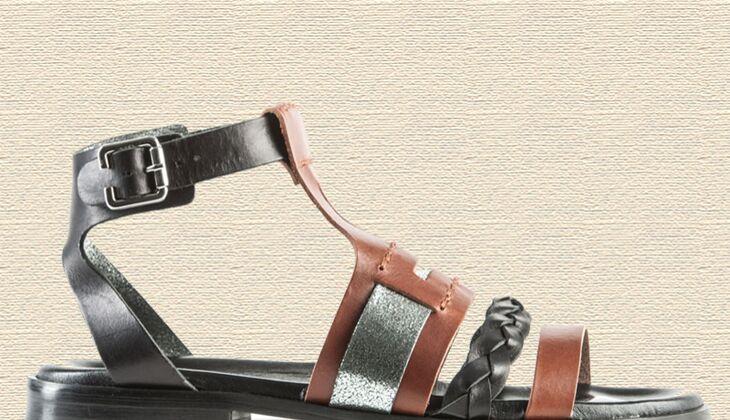 Ankle Sandalen von Roberto Cavalli