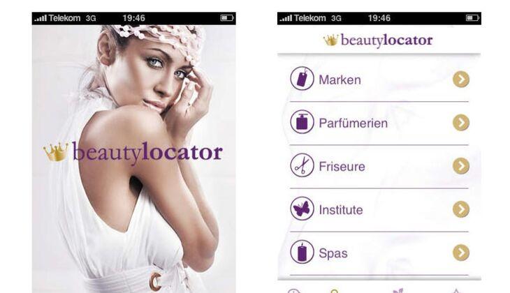 Beauty Locator