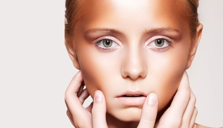 Beauty-Sünde: Falsche Make-up-Farbe