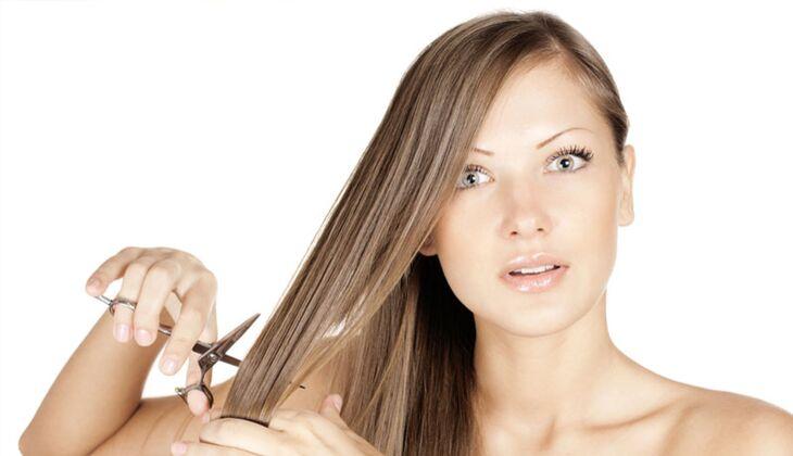 Beauty-Sünde: Haare selbst schneiden