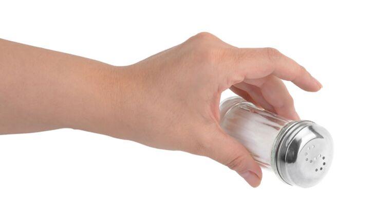 Beauty-Sünde: Salzige Ernährung