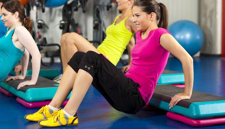 Bei welchen Sportarten trainiere ich meine Pomuskulatur?