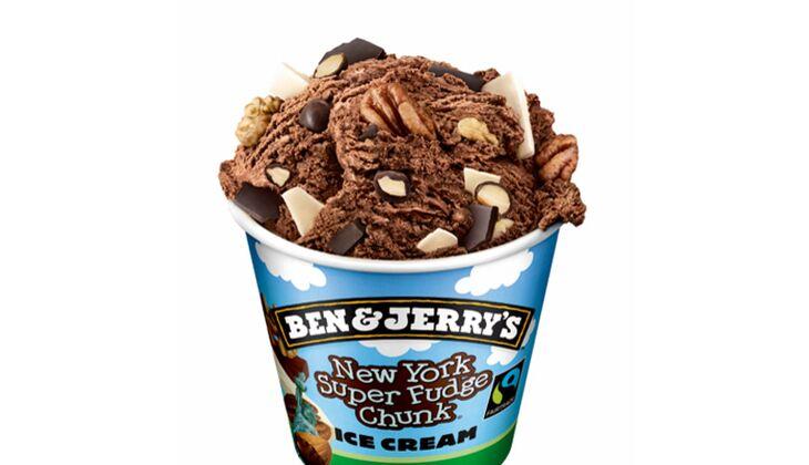 Ben & Jerry's - New York Super Fudge Chunk