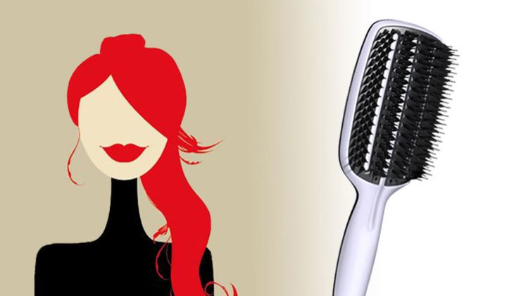 Blow-Styling Full Paddle Brush Tangle Teezer