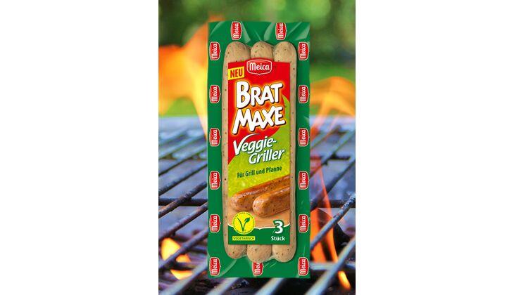Bratmaxe Veggie Griller von Meica im Test