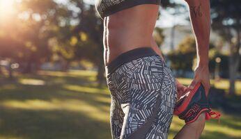 Cardi-NO! Wer Muskeln aufbauen will, sollte sein Ausdauertraining runterfahren.