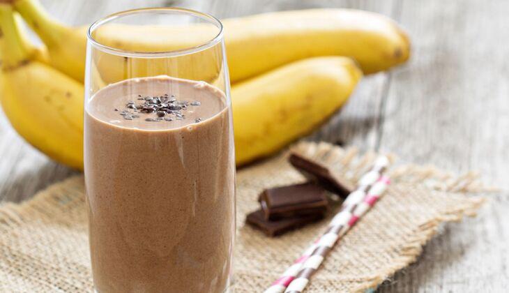 Chia-Chocolat-Smoothie