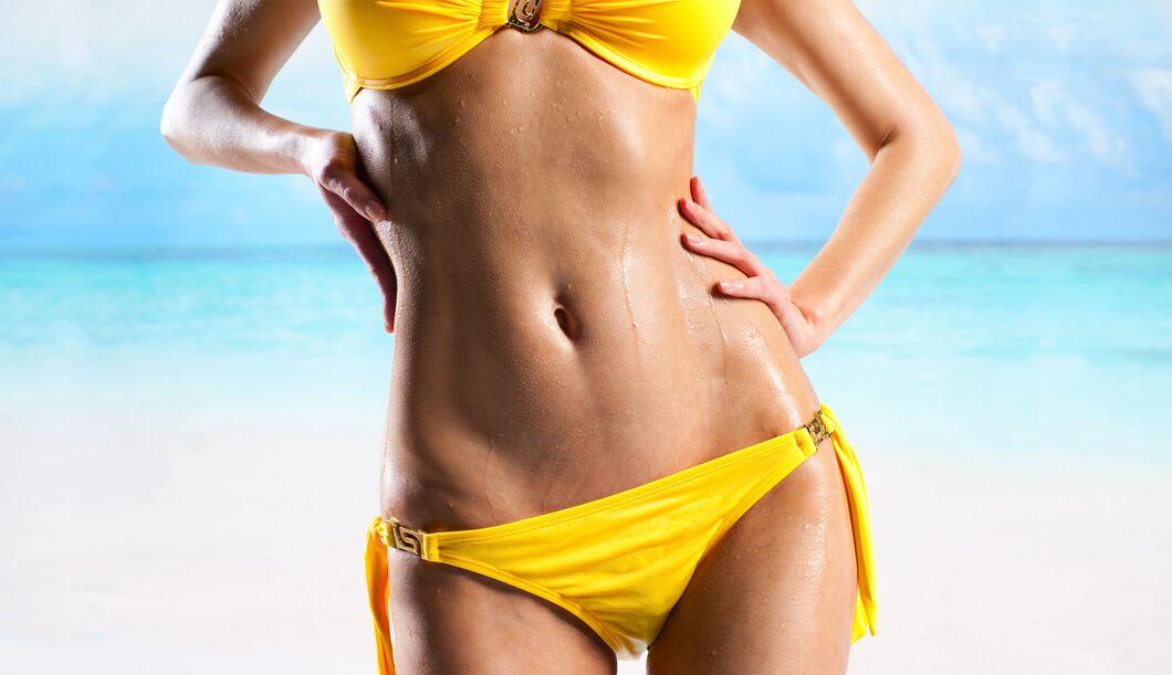 Damit Ihr Bikini lange schön aussieht und nicht schon nach dem ersten Tragen die Leuchtkraft verliert