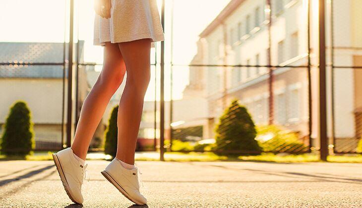 Darum lohnen sich schlanke Beine
