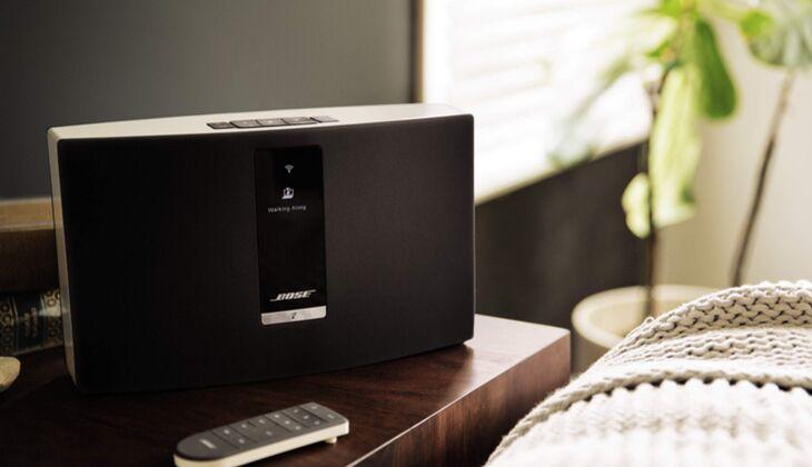 """Das """"SoundTouch 20 WiFi""""-System von Bose"""