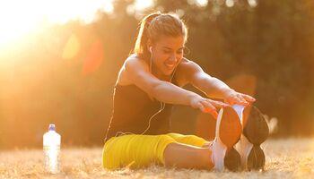 Der Trainingsplan für Projekt Schlanke Beine