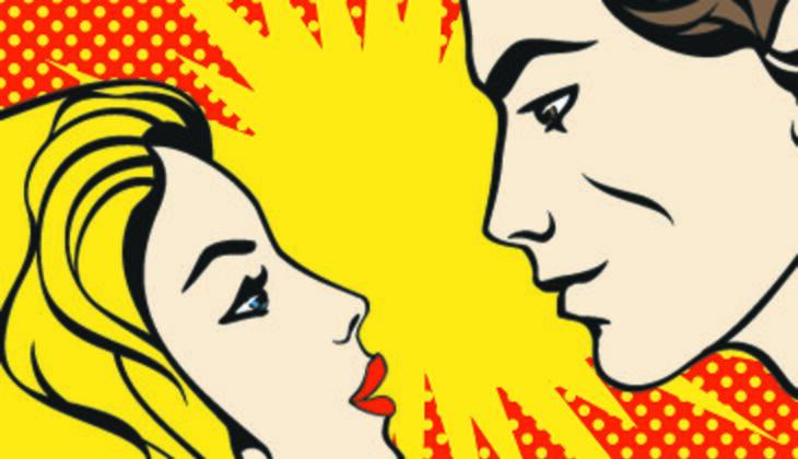 Die 6 Stufen der Verliebtheit: Der erste Blick