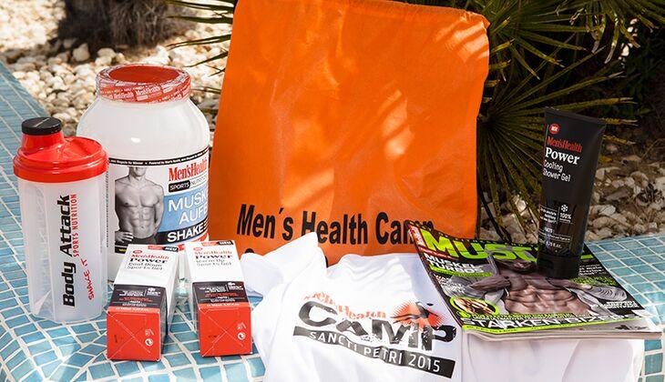 Die Partner des Women's-Health-Camp 2016