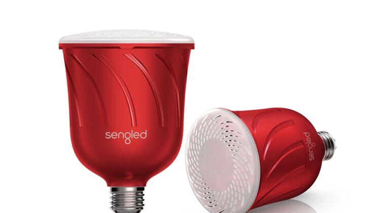"Die ""Pulse""-LED-Lampe von Sengled"