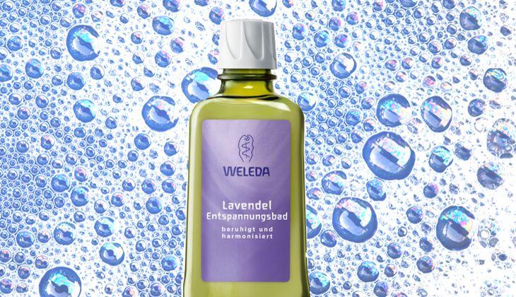 Die besten Badezusätze: Beruhigender Lavendelduft entspannt