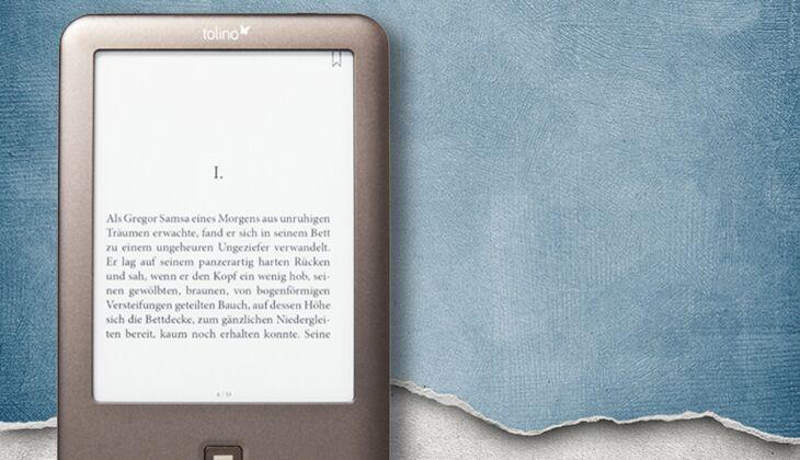 Die besten E-Reader