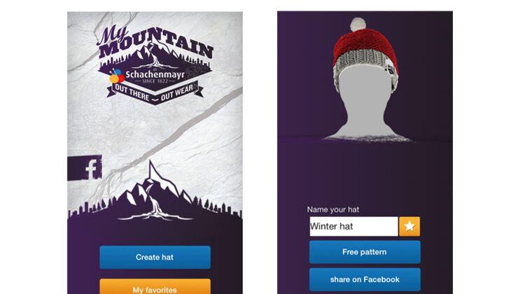 Die besten Gratis-Apps: My Mountain Hat Designer