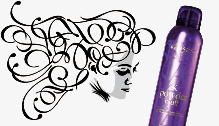 Die besten Haarpflegeprodukte: Powder Bluff von Kérastase