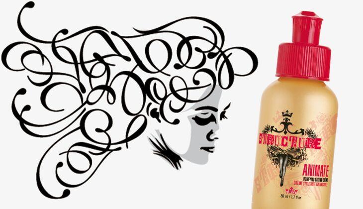 Die besten Haarpflegeprodukte: Structure Animate