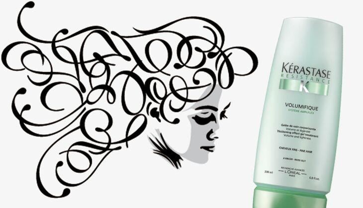 Die besten Haarpflegeprodukte: Volumifique Gelée de Soin von Kérastase
