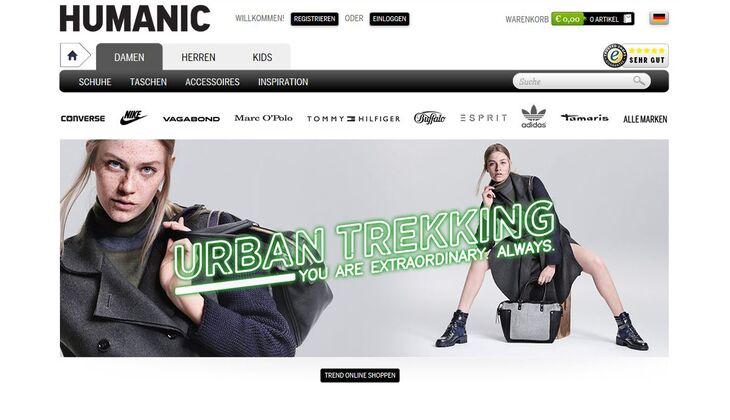 Die besten Onlineshops für Schuhe