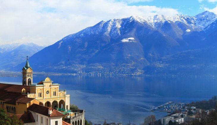 Die besten Städtereisen: Locarno