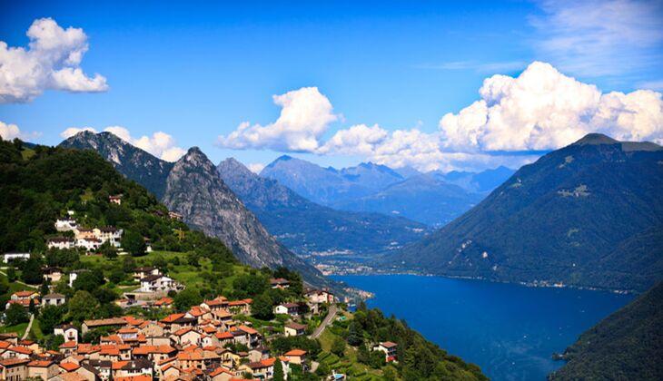 Die besten Städtereisen: Lugano