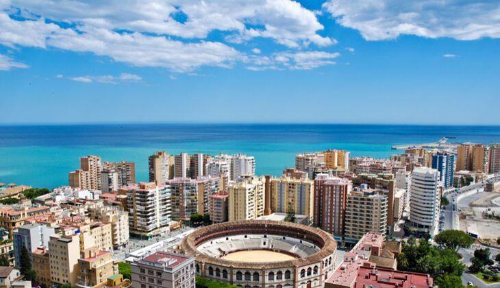 Die besten Städtereisen: Malaga