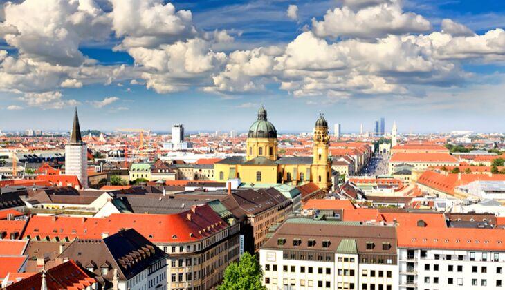 Die besten Städtereisen: München