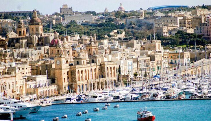 Die besten Städtereisen: Valletta