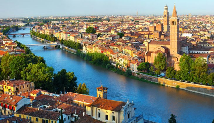 Die besten Städtereisen: Verona