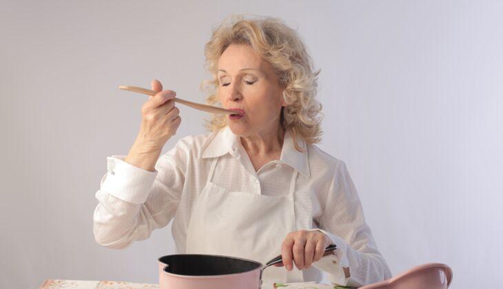 Die fiesesten Sprüche von Schwiegermutter: Essen