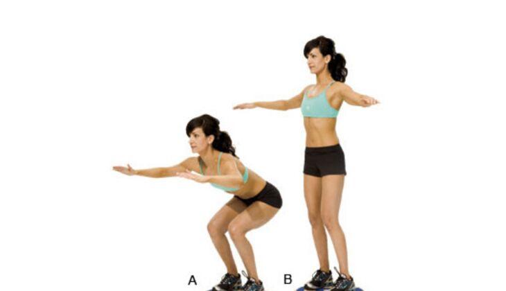 Die idealen Übungen für Ihre Sommerfigur