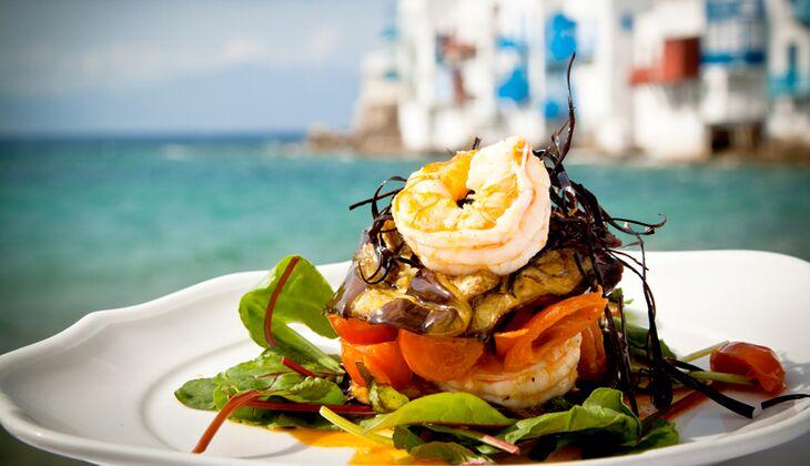 Die mediterrane Küche ist eine der gesündesten der Welt