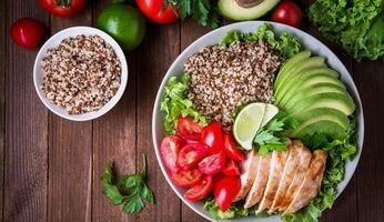 Ein perfekter Mix für Ihren Ernährungsplan