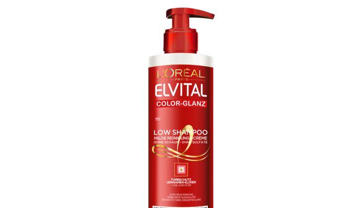 Elvital Low Shampoo von L'oreal