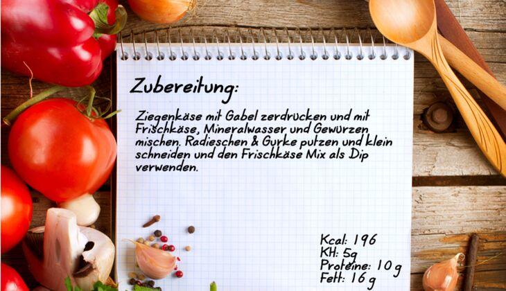 Ernährungsplan Bootcamp