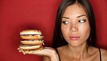 Fast Food ist lebensgefährlich
