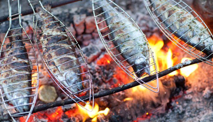 Fisch zu grillen ist gar nicht so kompliziert wie Sie vielleicht denken