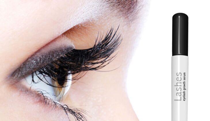 Für lange Wimpern: Eyes & Faces Lashes Eyelash Conditioner
