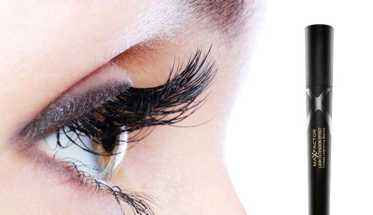 Für lange Wimpern: Max Factor Lash Extension Effect Mascara
