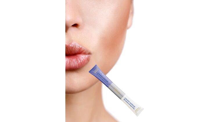 Für volle Lippen: L´Oréal Paris Collagen Auffüller Doppelpflege Lippen & Konturen